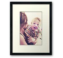 Tasty Framed Print