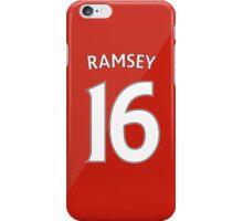Arsenal - Ramsey (16) 2015/16 iPhone Case/Skin