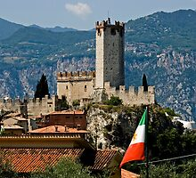 Lake Garda - Malcesine by imagic