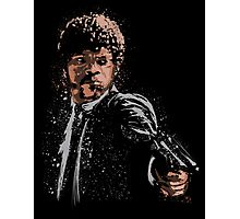 the path of the righteous man Photographic Print