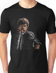 the path of the righteous man Unisex T-Shirt