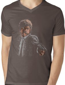 the path of the righteous man Mens V-Neck T-Shirt