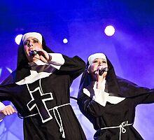 Sing, sisters, sing! by Jean M. Laffitau