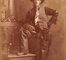 1908 Homesteading Grandpa by Kay Kempton Raade