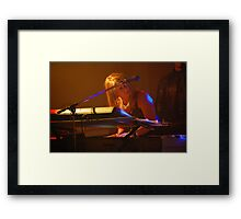 Dianne - That 80s Band, Cleveland, Ohio Framed Print