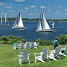 Watching the World Sail By by Nancy Richard