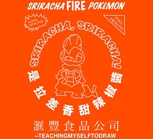 SRIRACHA FIRE POKEMON T-Shirt