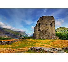 Dolbadarn Castle Photographic Print