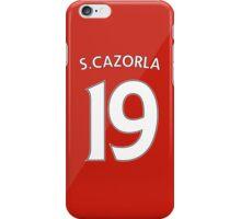 Arsenal - S. Cazorla (19) 2015/16 iPhone Case/Skin