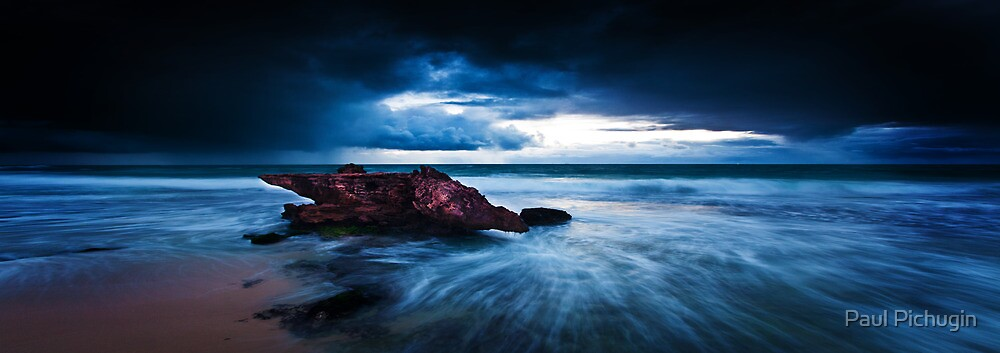 Windswept by Paul Pichugin
