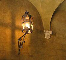 Welcome in The Palazzo Chigi Saracini - Siena by Hans Bax
