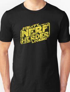 Scruffy Looking Nerf Herder Unisex T-Shirt