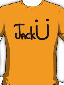 Jack U Black T-Shirt