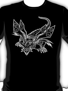 Draconian Music - white song edition T-Shirt
