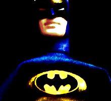 Heroic Batman Action Figure by Gothamwood
