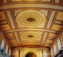 Chapel Ceiling by Karen Martin