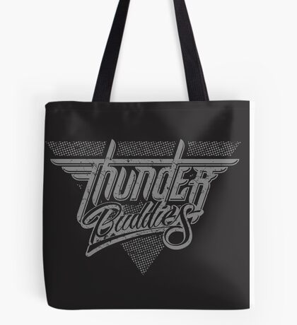 Thunder Buddies Tote Bag