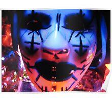 Bound Clown Poster