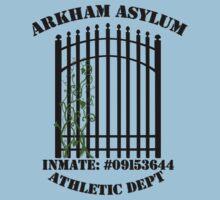 Arkham Asylum, Inmate: Poison Ivy  Kids Tee
