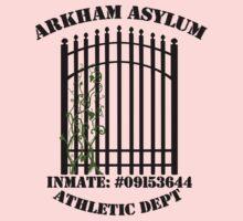 Arkham Asylum, Inmate: Poison Ivy  One Piece - Long Sleeve