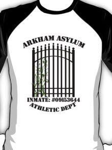 Arkham Asylum, Inmate: Poison Ivy  T-Shirt