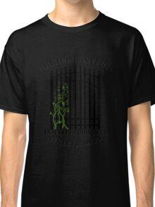 Arkham Asylum, Inmate: Poison Ivy  Classic T-Shirt