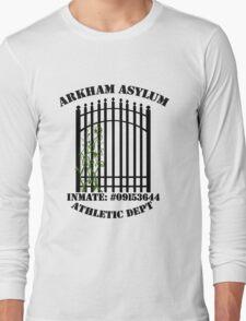 Arkham Asylum, Inmate: Poison Ivy  Long Sleeve T-Shirt