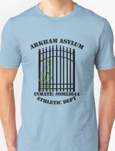 Arkham Asylum, Inmate: Poison Ivy  Unisex T-Shirt