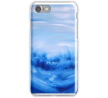 """Refracted Blue"" iPhone Case/Skin"