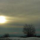 Cuando el Sol se está ocultando...... by cieloverde