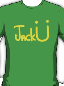 Jack U Yellow T-Shirt