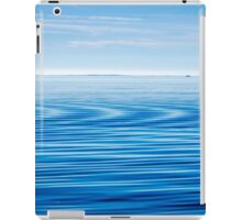 Early Morning Blues iPad Case/Skin