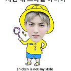 Kris Chicken Is Not My Style by dilarasenpai