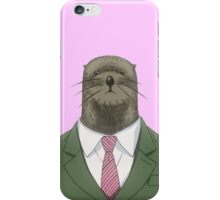 Otter 11 - Bakuman iPhone Case/Skin