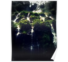 Wonderful Waterfall Poster