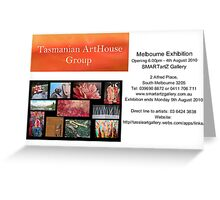 Our upcoming exhibition in Melbourne  Greeting Card
