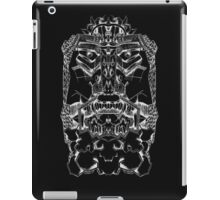 Singularity of the Masculine Inverted iPad Case/Skin