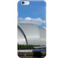 """Clyde Auditorium Glasgow """"The Armadillo"""" 2 iPhone Case/Skin"""
