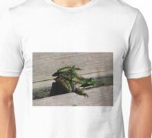 Northern Leopard Frog Unisex T-Shirt