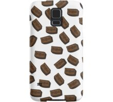 Bourbons. The King Of The Biscuits. Samsung Galaxy Case/Skin