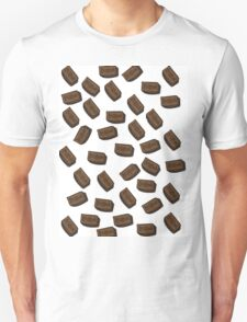 Bourbons. The King Of The Biscuits. T-Shirt