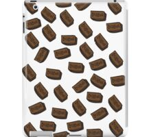 Bourbons. The King Of The Biscuits. iPad Case/Skin