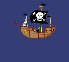 Ahoy matey pirate ship Unisex T-Shirt