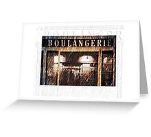 Paris - Plaisance #2 Greeting Card