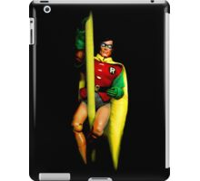 Robin Action Figure iPad Case/Skin