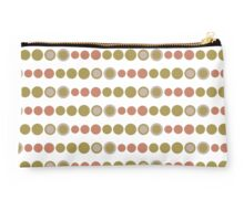 Euro Coins (Cents and Euros) Studio Pouch