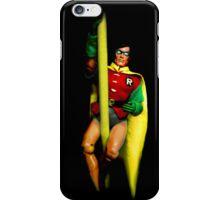 Robin Action Figure iPhone Case/Skin
