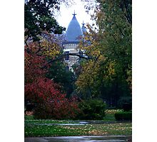 Notre Dame Campus - South Bend, Indiana, USA Photographic Print