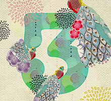3 [Alphabet Challenge] by Tiffany Atkin