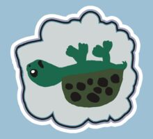 Upside Down Turtle  by Rajee